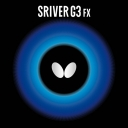 "Butterfly "" Sriver G3 FX "" (W)"